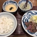 青葉 - 〇牛タン味比べランチ1,680円