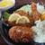 ハイライト食堂 - 料理写真:シーフードフライ定食
