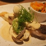 aiai - 白身魚のポワレ和風クリームソース¥1,080