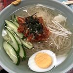 味楽来 - 冷麺細麺
