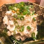 蕎麦五反 - そば屋のポテトサラダ