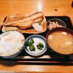 136472662 - 赤魚の一夜干し定食