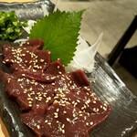 馬肉専門店 虎桜 -