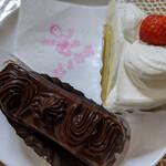 ピノキオ洋菓子店 - 料理写真: