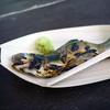 いわな茶家 - 料理写真:岩魚わさび焼き~☆