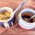 中華食堂 きずな  - 料理写真:卓上に置かれた ニンニク と 辛味噌