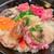 海王丸 - 料理写真:特選海鮮丼(ご飯大盛) アップ