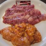 焼肉べこ六 - カルビ&ホルモン定食