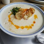 東京豆漿生活 - シェンドウジャン。温かい豆乳スープ。