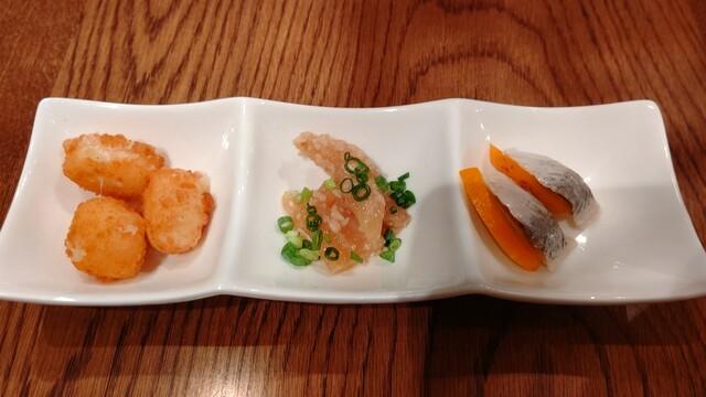 留萌マルシェ 銀座店の料理の写真