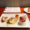 ビストロ ラングドシャ - 料理写真:前菜4種