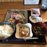Osakanayasatou -