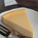 クラフトカフェ - 料理写真:チーズケーキ