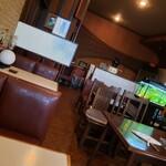 cafe ブロンズ - 内観写真: