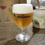 PIKOSHHHU - 熟撰生ビール