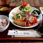 カフェ食堂 ジュジュ - 料理写真:JyuJyu定食