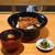 山田の鰻 - 料理写真:山田の鰻セット 竹(うなぎ一尾)