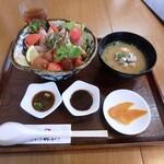 大乃屋 - 串間活〆ぶりプリ丼ぶり¥1,100