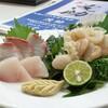 居酒屋 大黒 - 料理写真:かんぱち造り、いたや貝造り