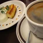 イタリアンバール ルゴール - コーヒーとセットで