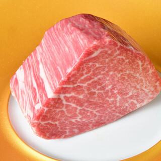 最高級のお肉が意外なお手頃価格で・・・