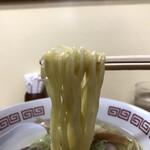 滋養軒 - 麺