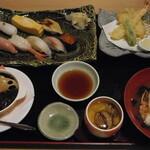 海鮮茶屋 せんざん本店 - 寿司御膳