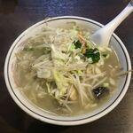 江川食堂 - 料理写真:タンメン 770円(税込)