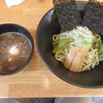 ジビエラーメン 山くじら - 熊つけ麺 1,200円