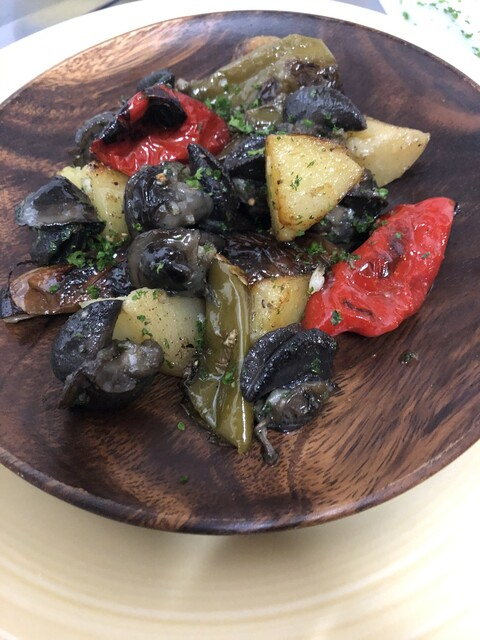 ビストロ武蔵新田の料理の写真