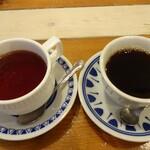 スノー グース - ドリンク写真:紅茶・珈琲