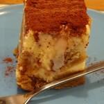 スノー グース - 料理写真:ミニテニザート(ティラミス)