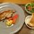 スノー グース - 料理写真:米沢豚のオーブン焼き