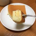 チーズガーデン - 御用邸チーズケーキ(税込 1,350円)評価=○