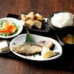 赤坂時シラズ - ランチ さわら西京焼き定食