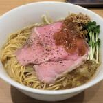 らぁ麺 はやし田 - ローストビーフ麺(醤油)900円