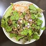 原価ビストロBAN! - ベトナム牛丼900円
