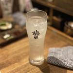 焼肉ホルモン 龍の巣 - レモンサワー 500円