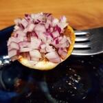 Shichiriaya - レモンのサラダ