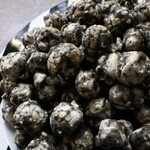 パロミータス - 黒ごまプリン