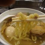 海老だしの哲 - 麺リフト
