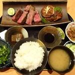 会席料理 かど36 - A5ステーキセット