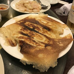 随園別館 - 焼き餃子