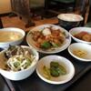 花咲く街角 - 料理写真:酢豚定食