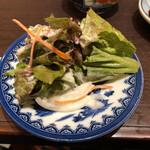 和たなべや - グリーンサラダ