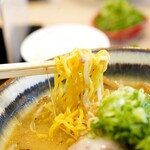 札幌麺屋 美椿 - 森住製麺