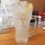 大衆酒場ジャンプ - レモンサワー