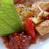 和華 - 料理写真:前菜2種盛りあわせ 3種ありますが…