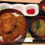 味処 みよし - ソースカツ丼
