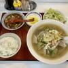 中華料理 てんほう - 料理写真:「チャンポン」「麺定食」